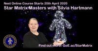Star Matrix Master with Silvia Hartmann - 20 April 2020