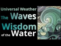 Universal Weather, The Waves & The Wisdom of the Water! Sunday Live with Silvia Hartmann