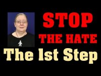 Stop The Hate - The 1st Step To Stop Hating (And Why That's So Important!)